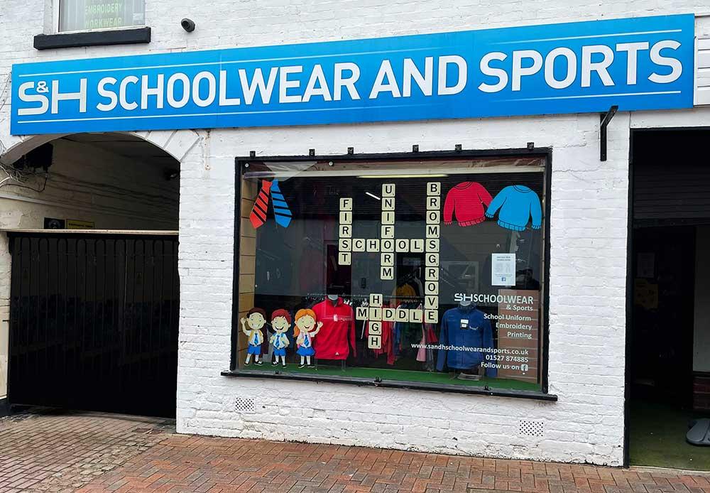 School Uniform Shop Bromsgrove